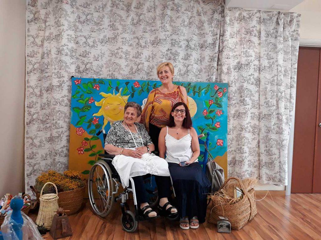 dia de los abuelos en familia